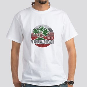 WAIMANALO BEACH OAHU T-Shirt