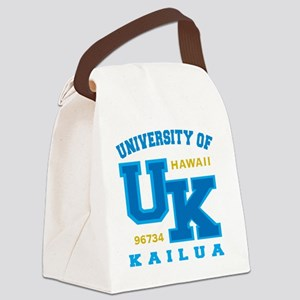 UKailua-10x10shirt Canvas Lunch Bag