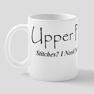 Stitches Mug