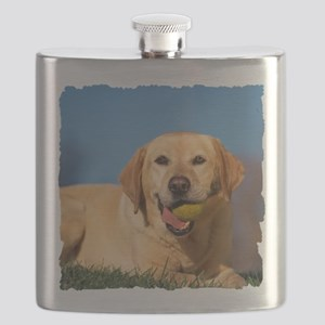 LabTB shirt Flask