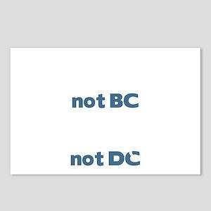 VancouverWABlk Postcards (Package of 8)