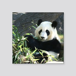"panda2 - Copy Square Sticker 3"" x 3"""