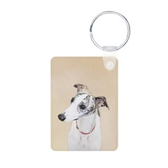 Whippet Keychains