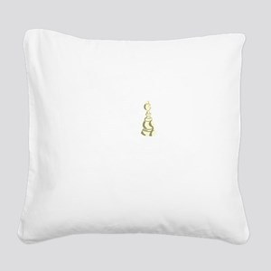 BISHOP1 Square Canvas Pillow