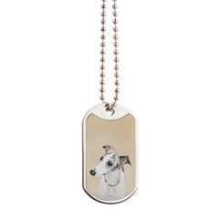 Whippet Dog Tags