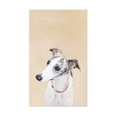 Whippet Sticker (Rectangle 10 pk)