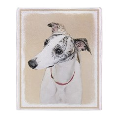 Whippet Throw Blanket