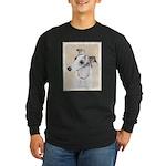 Whippet Long Sleeve Dark T-Shirt