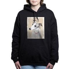 Whippet Women's Hooded Sweatshirt