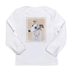 Whippet Long Sleeve Infant T-Shirt