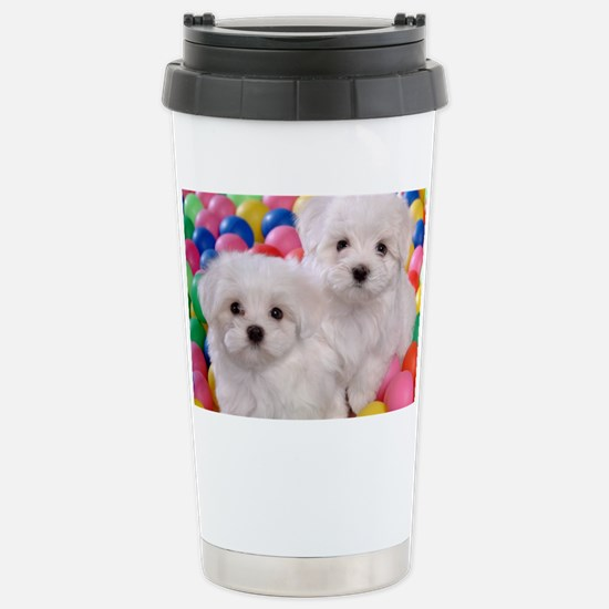 bishonFB panel Stainless Steel Travel Mug