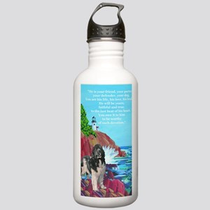 landseer and lighthous Stainless Water Bottle 1.0L