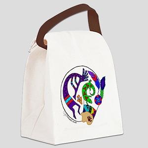 KokoLG Canvas Lunch Bag