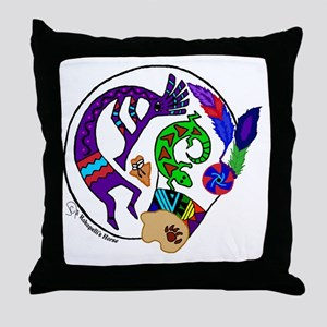 KokoLG Throw Pillow