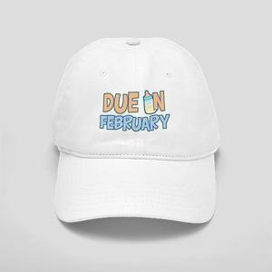 Due In February Boy Cap