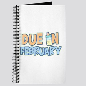 Due In February Boy Journal