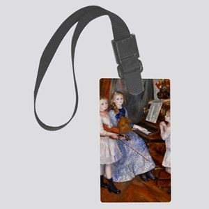 renoir Large Luggage Tag