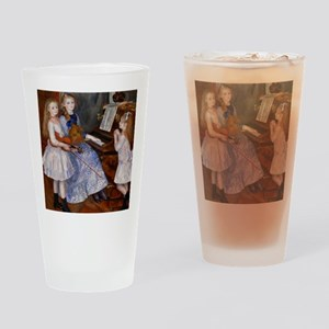 renoir Drinking Glass