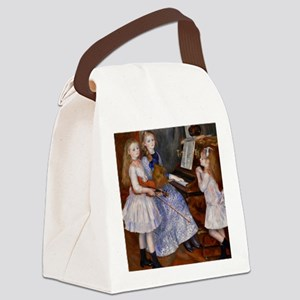 renoir Canvas Lunch Bag