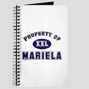 Property of mariela Journal