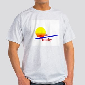 Timothy Ash Grey T-Shirt