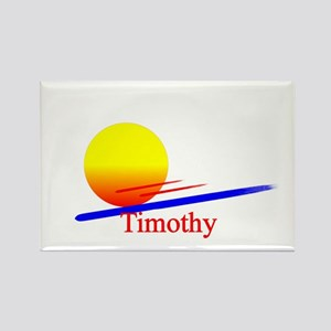 Timothy Rectangle Magnet