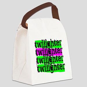 twilighter horizontal copy Canvas Lunch Bag