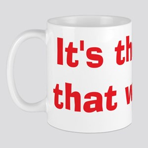L Word theme words side 2 Mug
