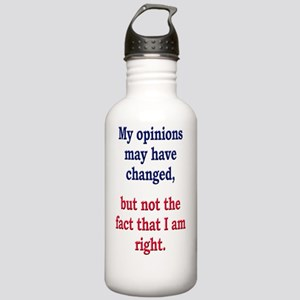 opinions_changed_journ Stainless Water Bottle 1.0L