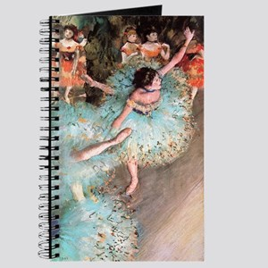 degas dancers Journal