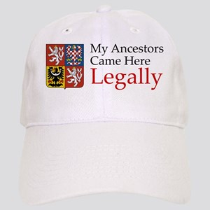 Czech Ancestors Legally Cap