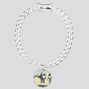 spring is busting out al Charm Bracelet, One Charm