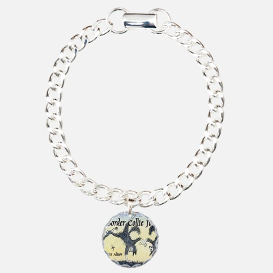 Border Collie Joy cover  Bracelet