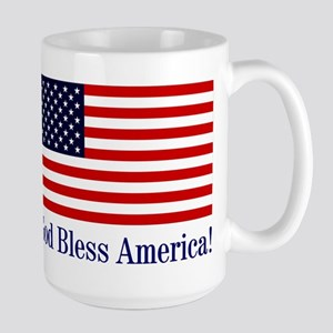 God Bless America Mugs