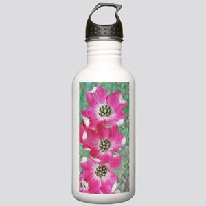 Pink Dogwood iPhone Ha Stainless Water Bottle 1.0L