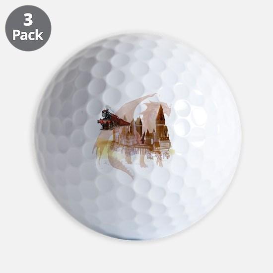 hog1 Golf Ball