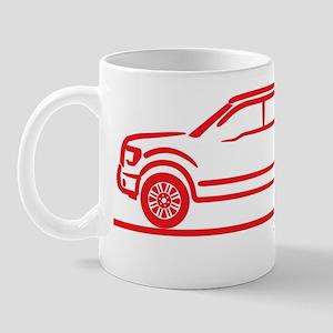 2010 F150_red Mug
