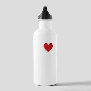 heartantm2-01 Stainless Water Bottle 1.0L