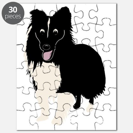 CartoonSheltie1 Puzzle