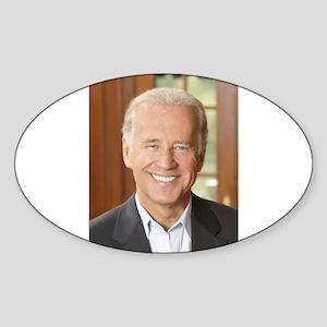 Joe Biden Oval Sticker