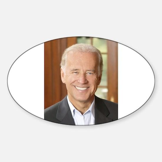 Joe Biden Oval Decal