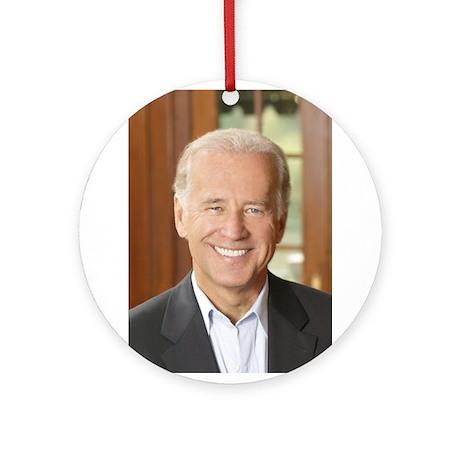 Joe Biden Ornament (Round)