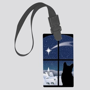 cpsilent_stocking Large Luggage Tag