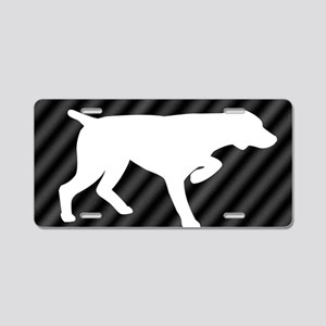 GSP POSTER Aluminum License Plate