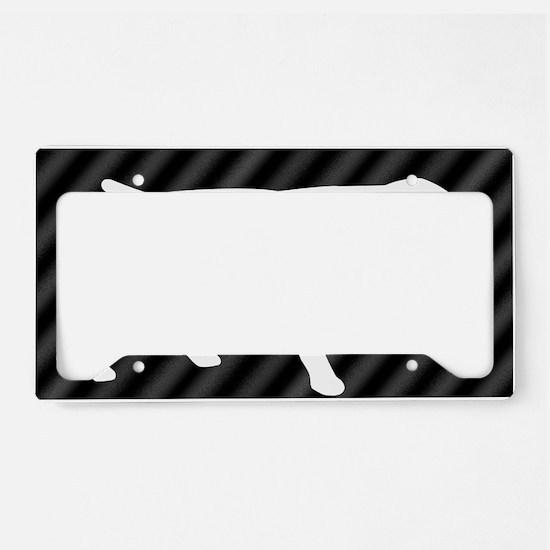 GSP POSTER License Plate Holder
