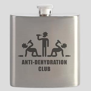 Anti-Dehydration Club (Party) Flask