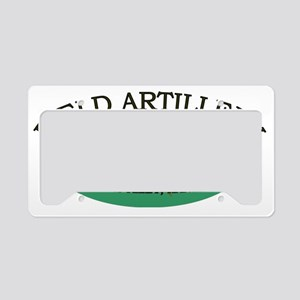 1bn 5th FA cap2 License Plate Holder