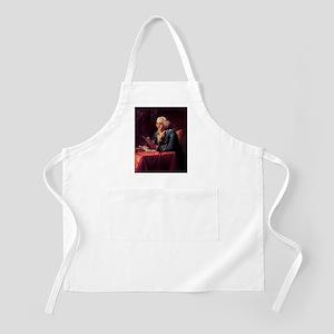 Benjamin Franklin BBQ Apron