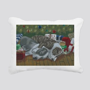 LucyLexy Rectangular Canvas Pillow