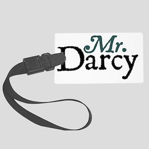 mrdarcy copy Large Luggage Tag